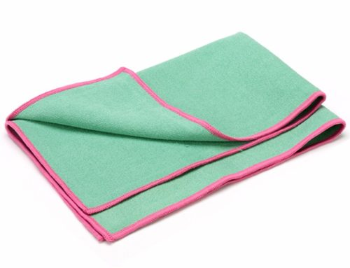 How to choose a good yoga towel?