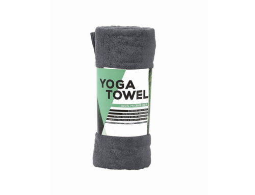 Quality microfiber anti slip fast dry machine washable yoga towel manufacturers