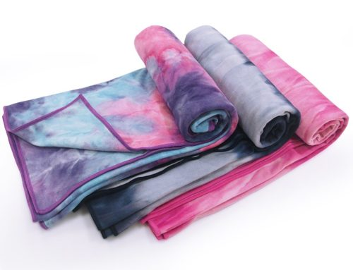 Wholesale color dyed ultimate and affordable yoga towels vancouver